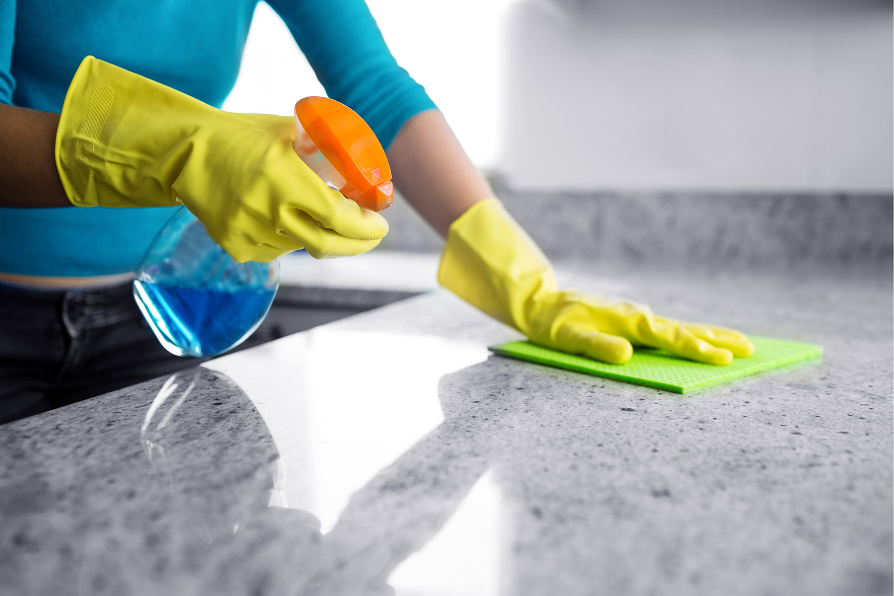 Practice personal protective measures (e.g., stay home when sick, wash your hands, use respiratory etiquette, clean frequently touched surfaces daily). A 17 March 2020 report in The New England Journal of Medicine reported that SARS-CoV-2 (COVID)