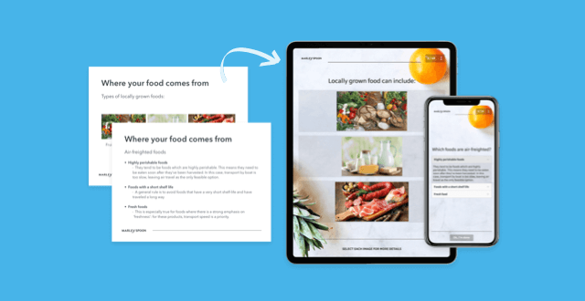 Transform your PowerPoint presentations into beautiful EdApp microlessons