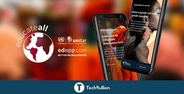 Trending – UN & EdApp free global education initiative #EducateAll