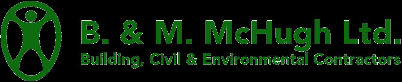 B & M McHugh Ltd. Logo