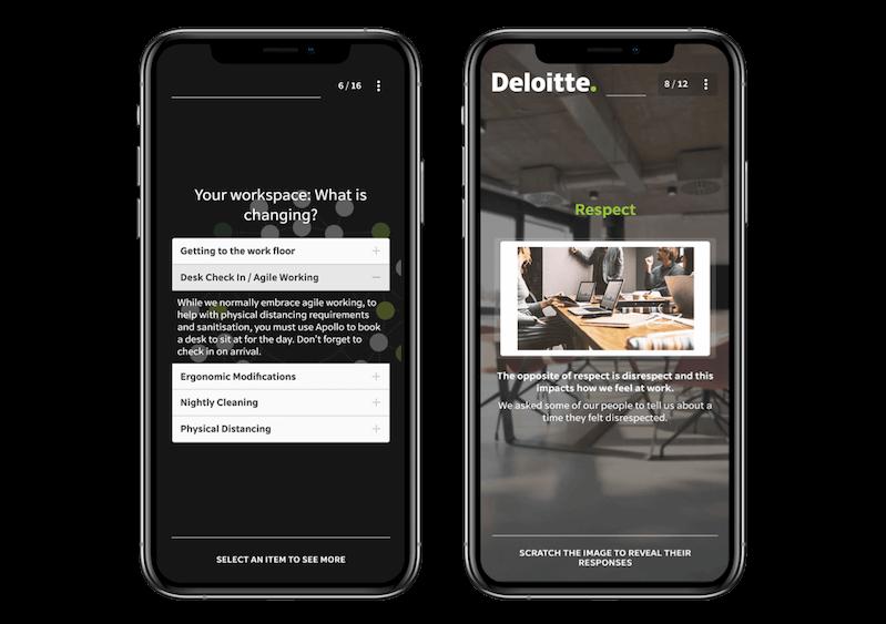 Deloitte lessons
