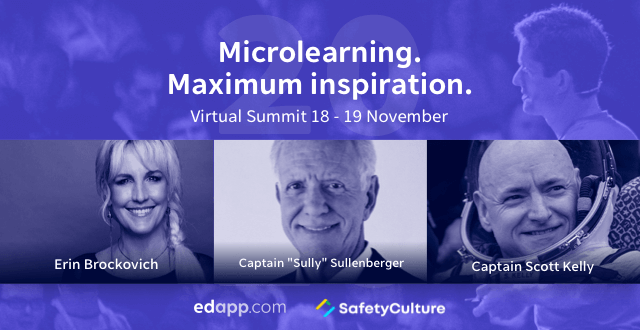 EdApp & SafetyCulture hosting 2020 Summit: From Surviving to Thriving