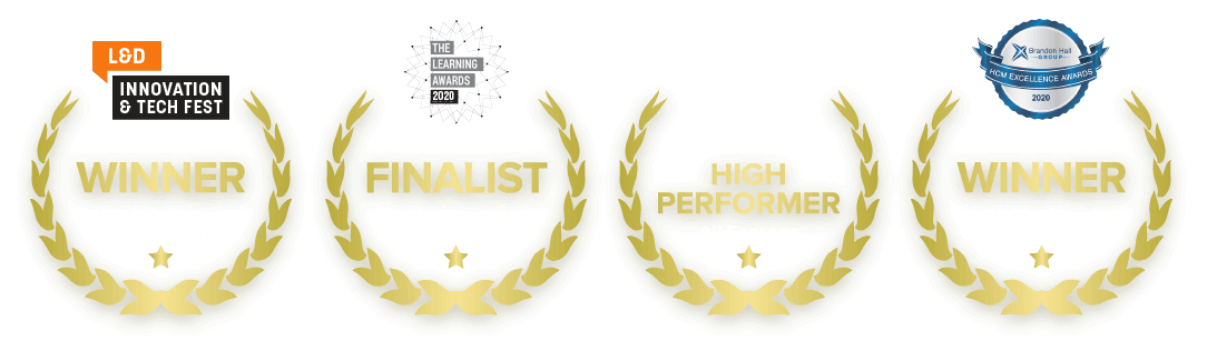 Our elearning awards