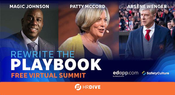 "Free Virtual L&D Summit from EdApp, ""Rewrite the Playbook"""
