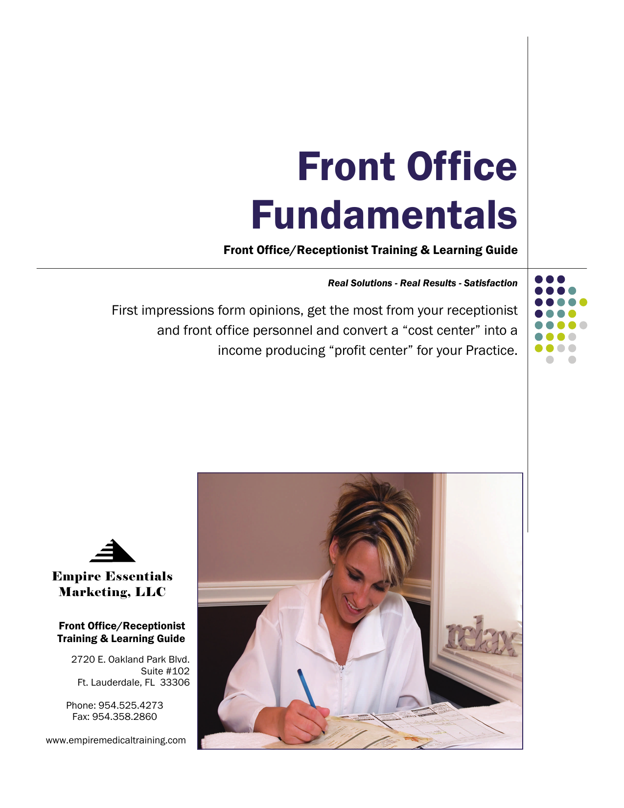 Front Office Fundamentals
