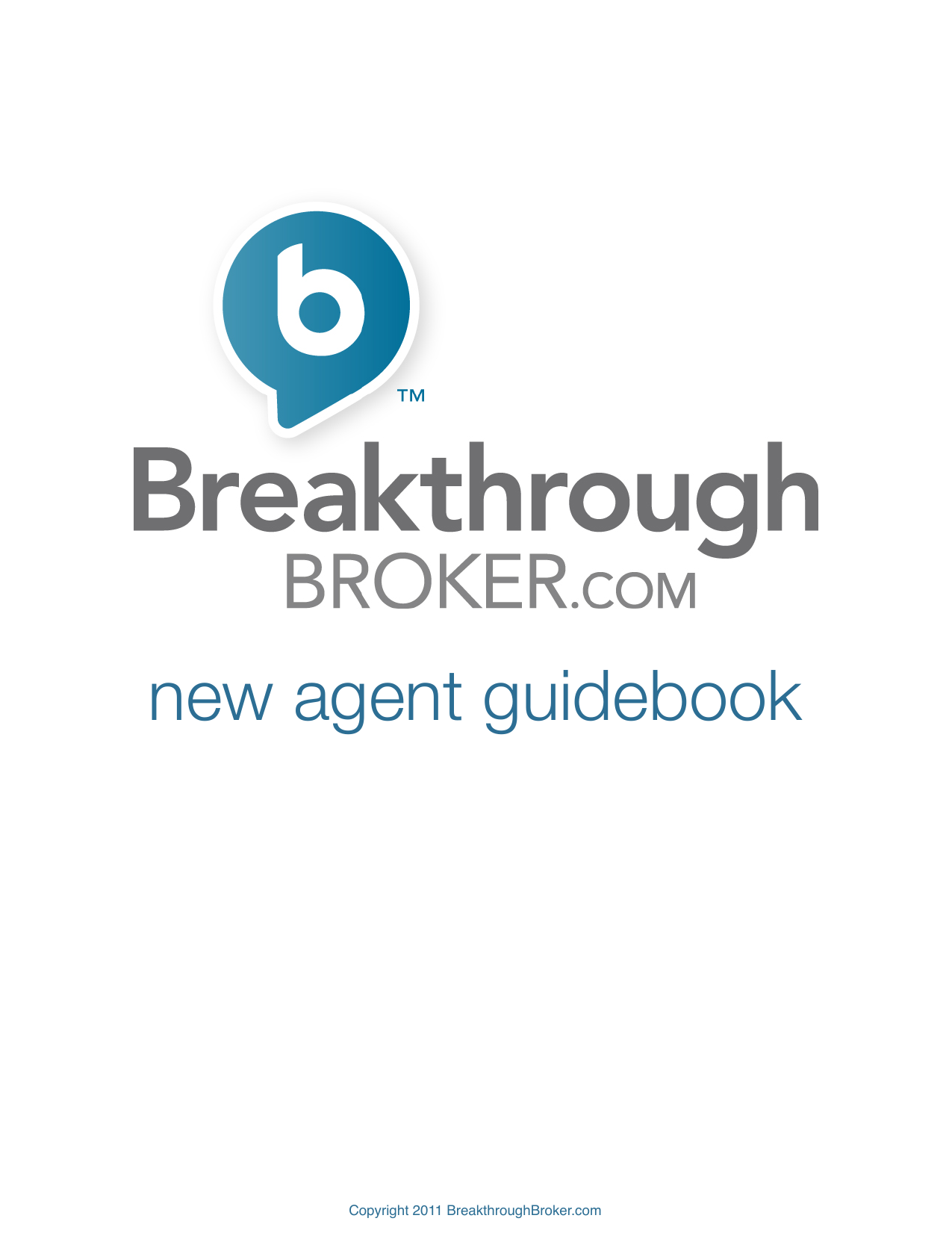 new agent guidebook
