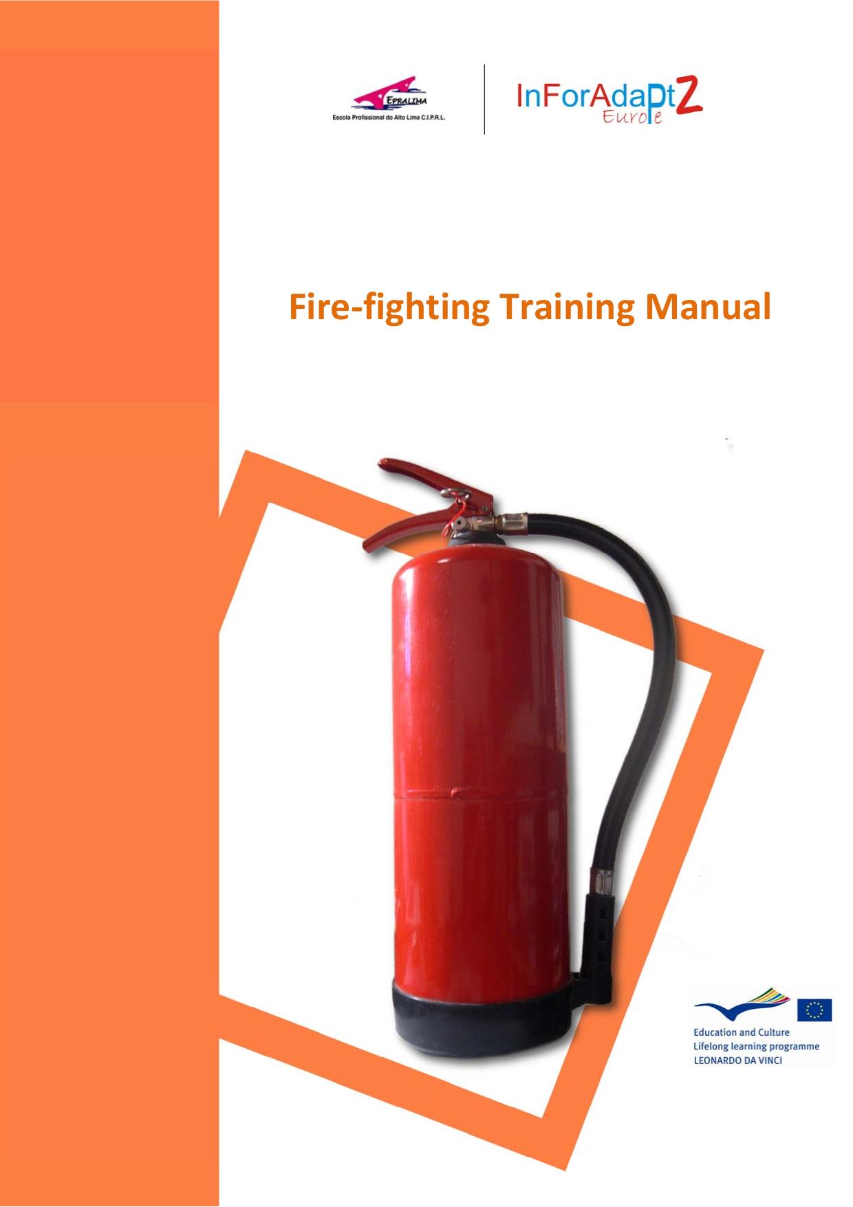 Fire-fighting Training Manual