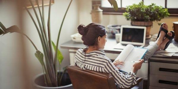 Work/Life Balance in the Same Room