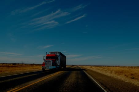 Defensive Driving for Heavy Vehicles