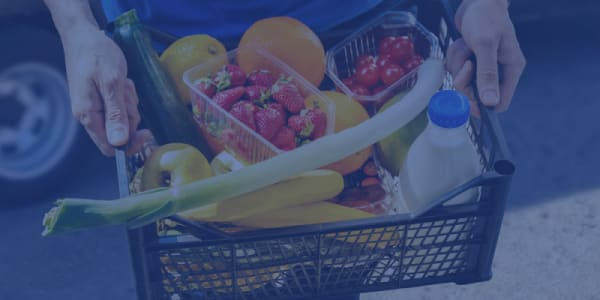 Food Delivery and Storage