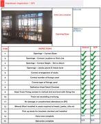 Quality Checks, ITP & SFS