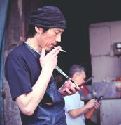Complying with smoke-free policies within work premises