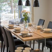 Servicing Dining Areas