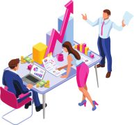 Positive Effects of Scaling on Employees